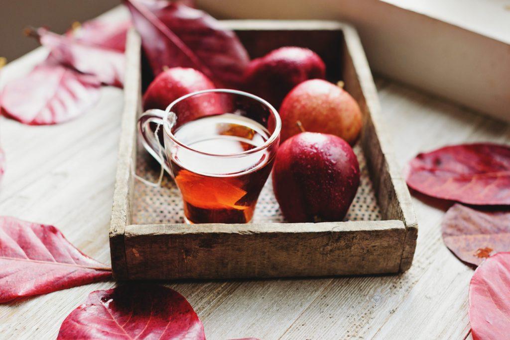 Apple Cranberry Sangria
