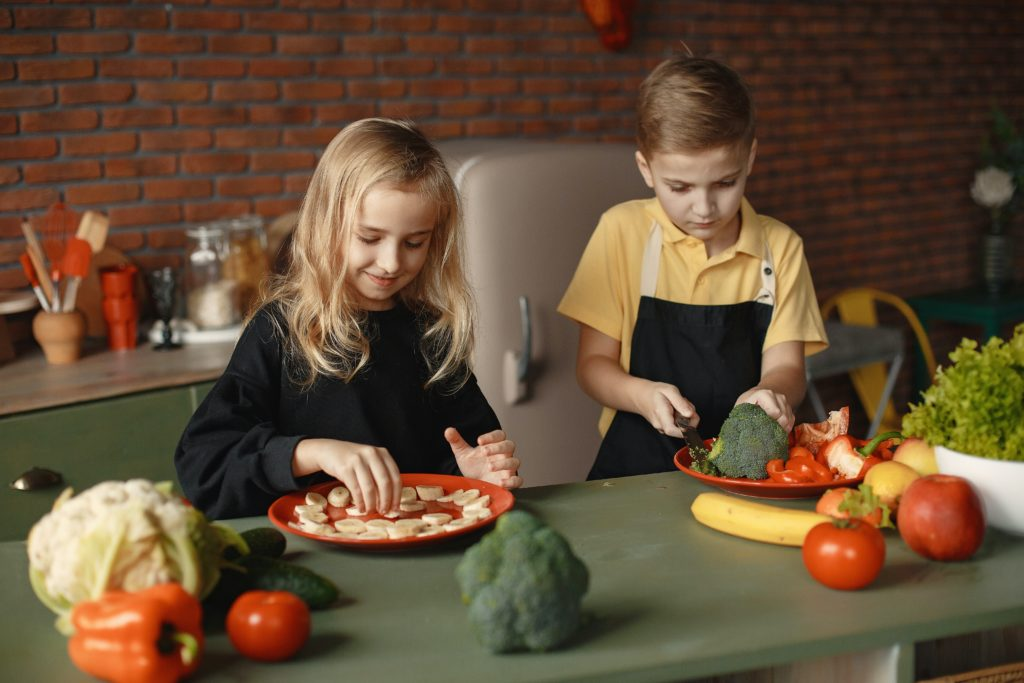 Tools for Your Young Chef