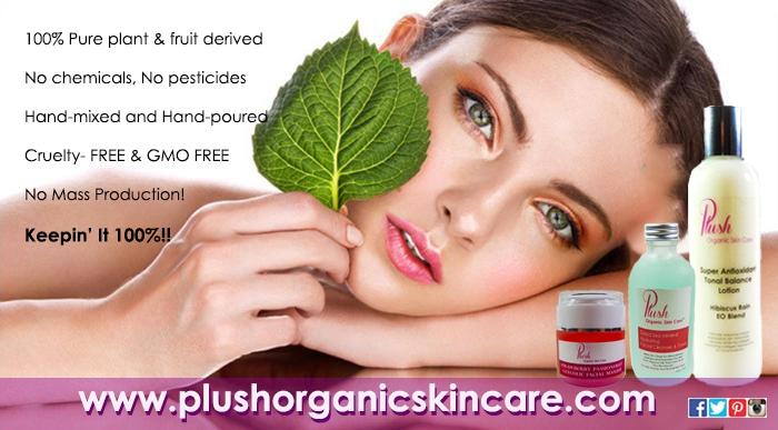 Plush Organic Skin Care