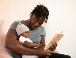 Baby to the Love of Reading