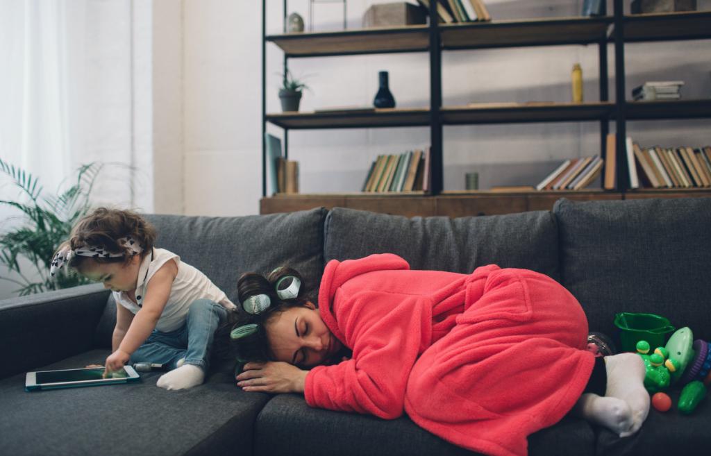 Parents to Get Proper Sleep