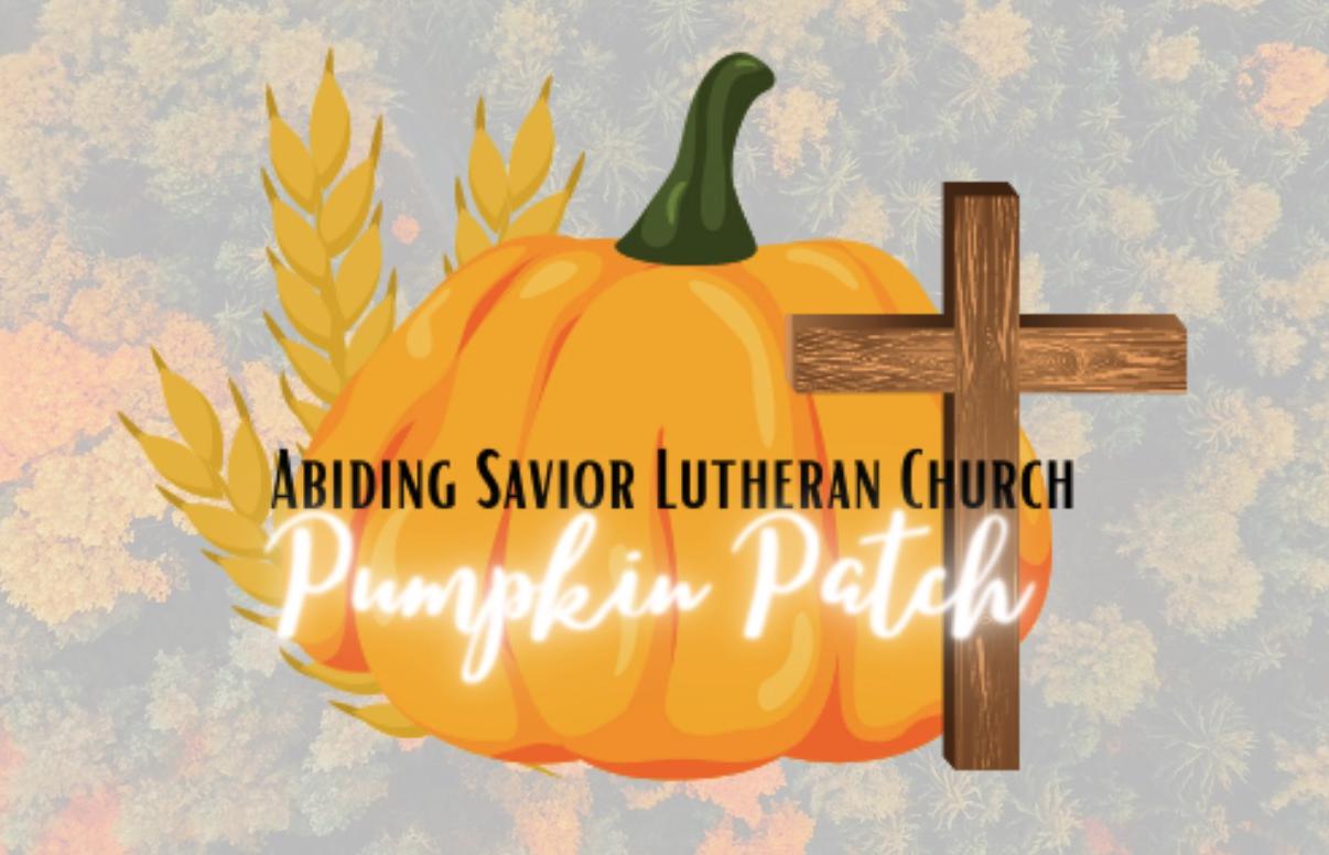 AbidingSavior Lutheran Youth Pumpkin Patch