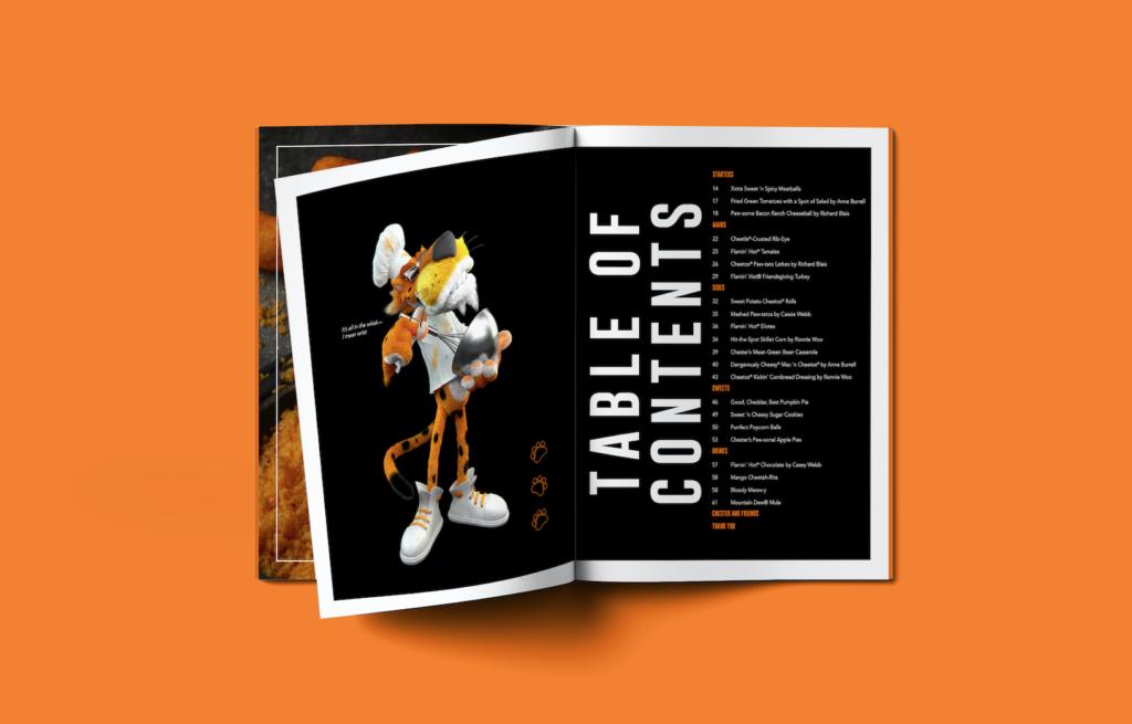 Bon Appé-Cheetos® Holiday Cookbook