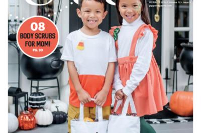 Giggle Magazine October/November