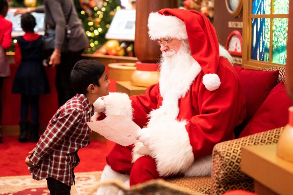 Santa Sightings in Gainesville