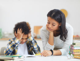 Homeschooler Struggles